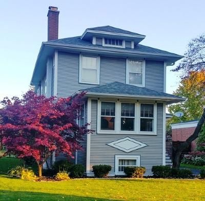Oak Park Single Family Home New: 438 Lenox Street