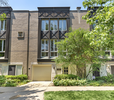 Condo/Townhouse New: 2114 North Lakewood Avenue