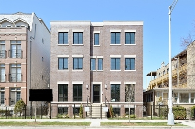 Condo/Townhouse New: 1236 West Diversey Parkway #PH