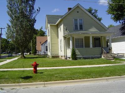 Aurora Single Family Home New: 837 Watson Street