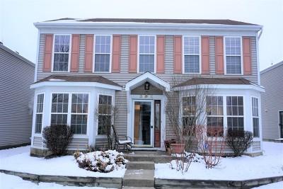 Aurora Single Family Home New: 898 Symphony Drive