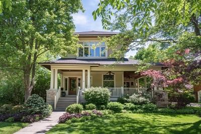 Evanston Single Family Home For Sale: 1119 Judson Avenue