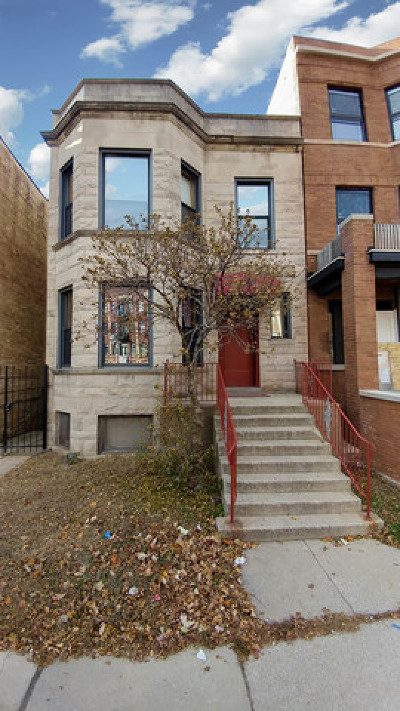 Multi Family Home New: 3748 North Racine Avenue