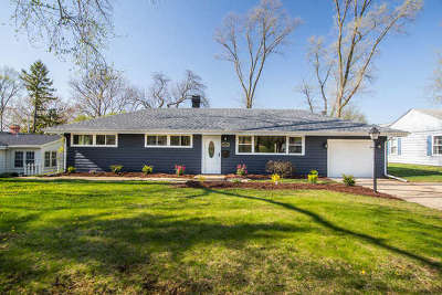 Wheaton Single Family Home For Sale: 819 Wakeman Avenue