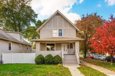 Forest Park Multi Family Home For Sale: 1101 Elgin Avenue