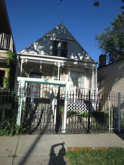 Chicago IL Single Family Home New: $54,500
