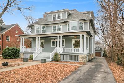 Oak Park Single Family Home New: 529 North Oak Park Avenue