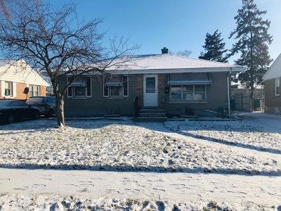 Berkeley Single Family Home New: 1313 Sunnyside Drive