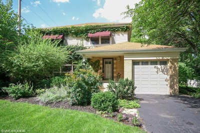 Flossmoor Single Family Home New: 2301 Macdonald Lane