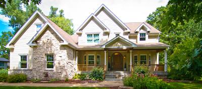 Oak Brook Single Family Home New: 35 Sheffield Lane