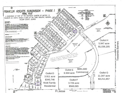 Bloomington Residential Lots & Land For Sale: 18998 Ft. Jesse