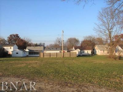 Clinton IL Residential Lots & Land For Sale: $195,000