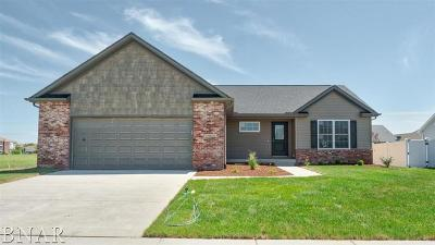 Single Family Home For Sale: 1709 Keybridge Way