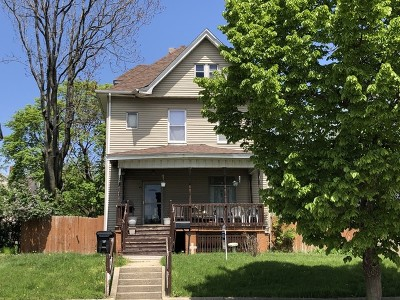 Bloomington Single Family Home Re-Activated: 709 West Market