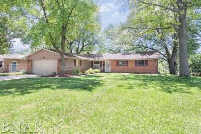 Single Family Home For Sale: 317 Vista
