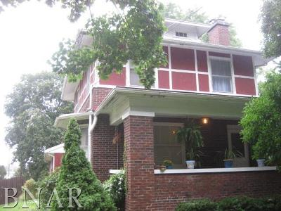 Normal Single Family Home For Sale: 1309 South Fell