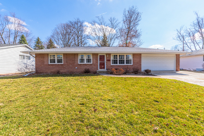 Normal Single Family Home For Sale: 1209 Riordan