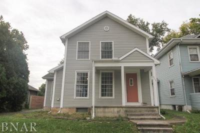 Single Family Home For Sale: 515 East Mulberry