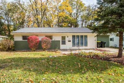 Normal Single Family Home For Sale: 204 North Coolidge