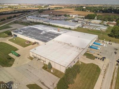 Commercial For Sale: 1802 Industrial Park Drive