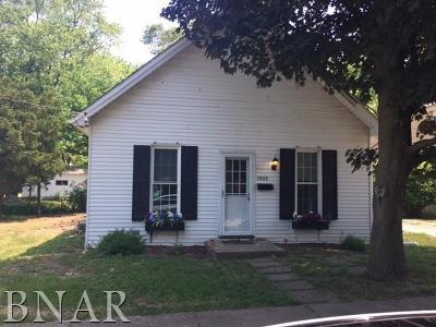 Normal Single Family Home For Sale: 1002 Howard