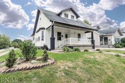 Single Family Home Price Change: 502 Denver