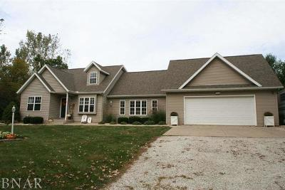 Mackinaw Single Family Home For Sale: 5 Exeter