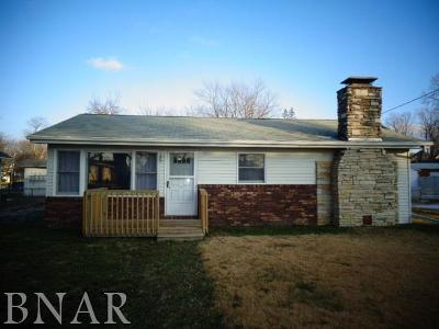 Leroy Single Family Home For Sale: 505 North Main Street