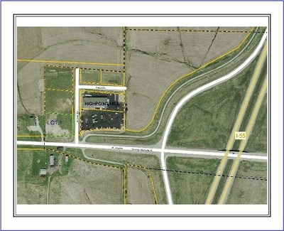 Lexington Residential Lots & Land For Sale: Lot 1 Highpoint Hill