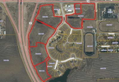 Heyworth Residential Lots & Land Price Change: Lot 3 Carriage Crossing Subdivision