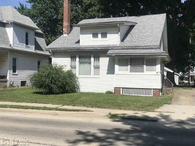 Clinton Single Family Home For Sale: 614 North Grant Street