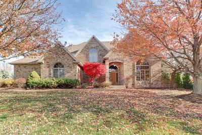 Bloomington Single Family Home For Sale: 2105 Hackberry Road