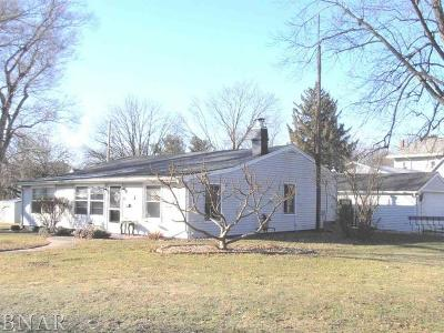Leroy Single Family Home For Sale: 710 North Pearl