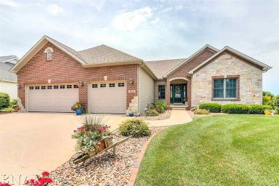 Bloomington Single Family Home For Sale: 2511 Crooked Creek