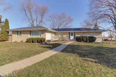 Bloomington Single Family Home For Sale: 8 Continental