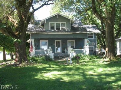 Kenney Single Family Home For Sale: 301 North Henderson