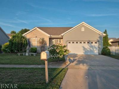 Bloomington Single Family Home For Sale