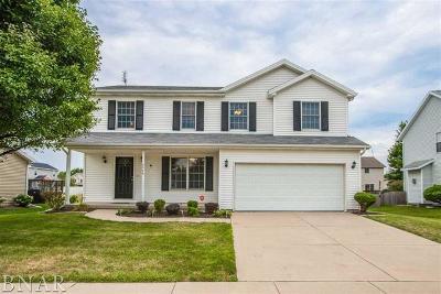 Bloomington Condo/Townhouse For Sale: 3206 Stonebridge