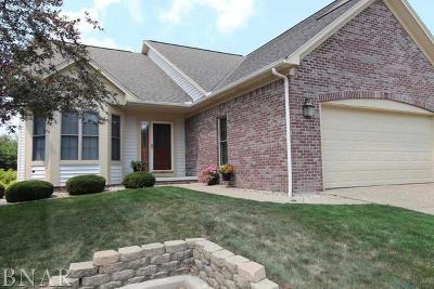 Bloomington Single Family Home For Sale: 2 Alder Court
