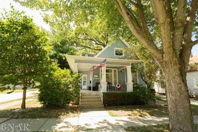 Bloomington Single Family Home For Sale: 413 East Mill