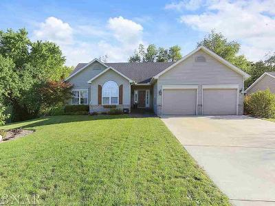 Heyworth Single Family Home For Sale: 1008 Stuart Drive