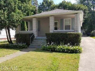 Bloomington Single Family Home For Sale: 911 East Walnut
