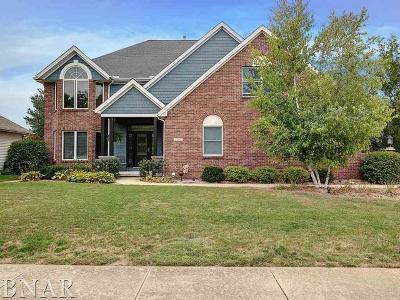 Eagle Crest Single Family Home For Sale: 3203 Monticello
