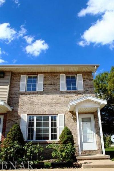 Bloomington Condo/Townhouse For Sale: 4 Andy Court #4