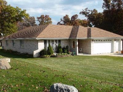 Lockport Single Family Home New: 13407 Forest Lane