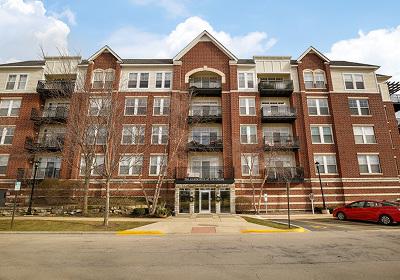 Forest Park Condo/Townhouse For Sale: 7757 Van Buren Street #503