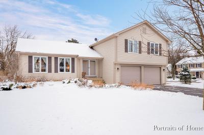 Geneva IL Single Family Home New: $330,000