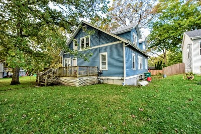 McHenry Single Family Home New
