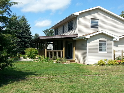 Ogle County Single Family Home New: 101 Mississippi Drive