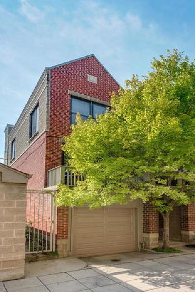 Condo/Townhouse New: 2743 North Wayne Avenue #E
